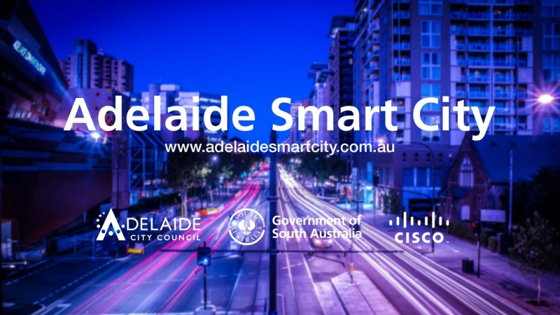 QuantumIT and CISCO Adelaide smart city project trials in the news